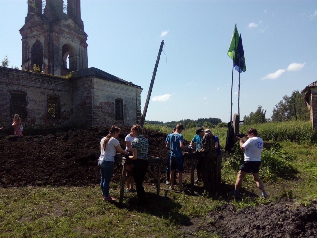 Картинки по запросу на городище Унорож в Галичском районе