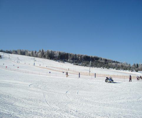 зима в Малиновке