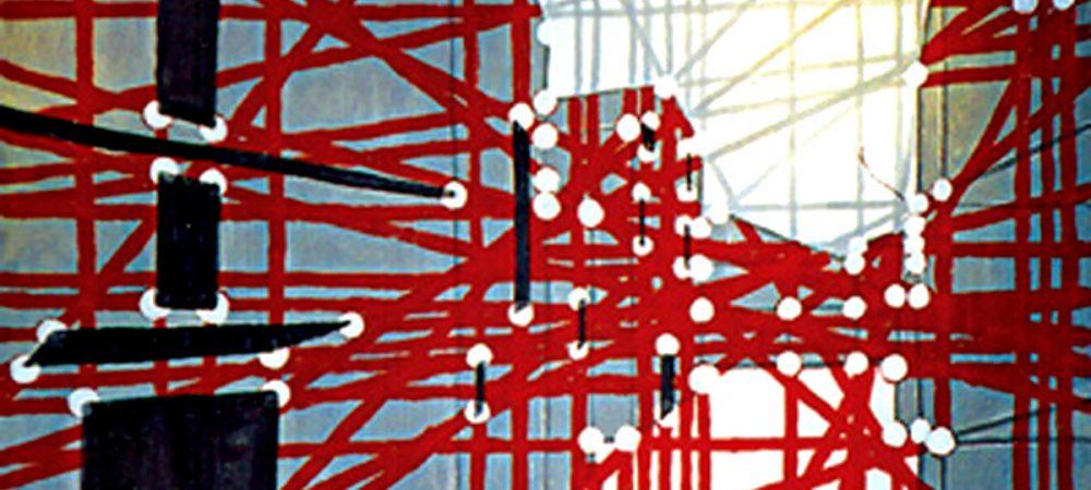 19 мая открывается выставка-эксперимент «Абстракция в моде»