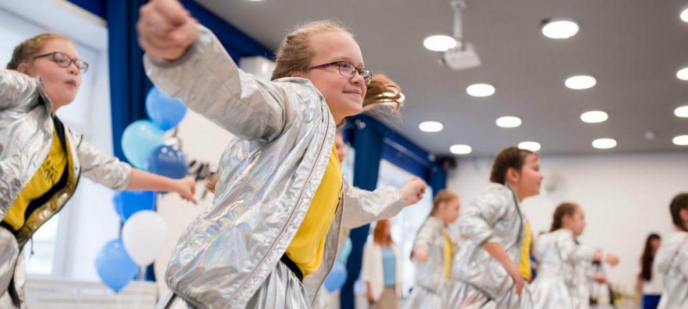 Уникальная программа активного детского отдыха в каникулы на Территории танца «Танцуют все!»