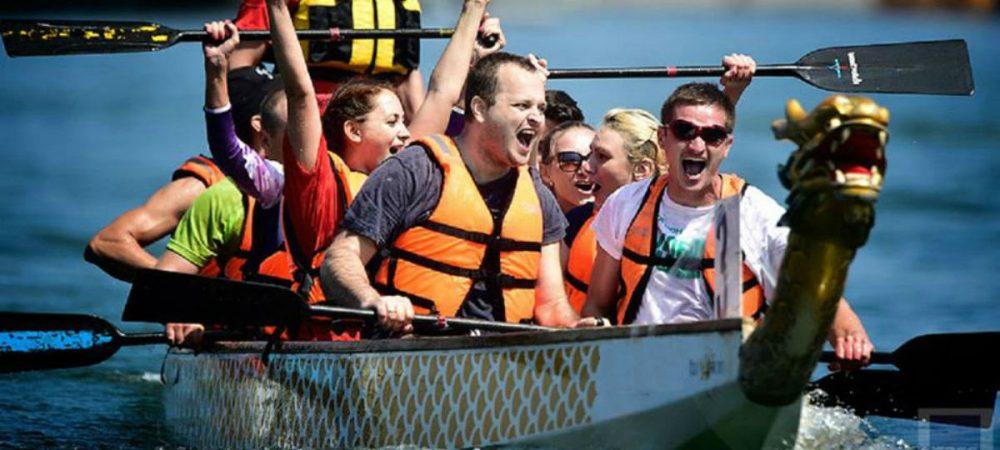 11 августа в День города в Костроме состоятся  Гонки на драконах (Dragon Boat Racing)