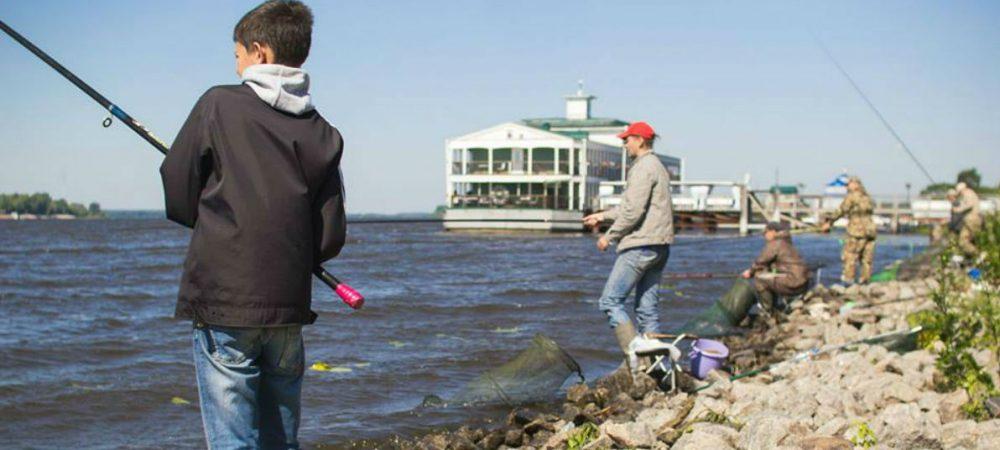 Чемпионат Костромской области по ловле поплавочной удочкой