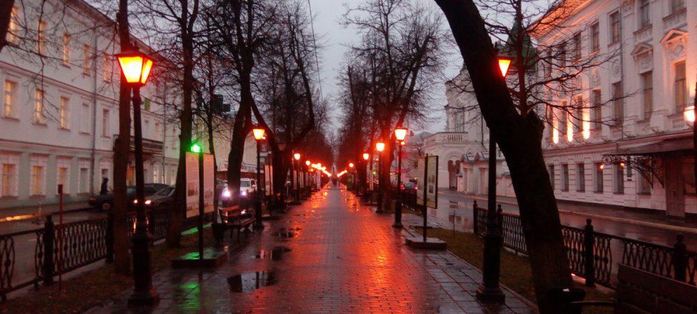 Выставка под открытым небом  «История Костромы в картах и фотографиях»