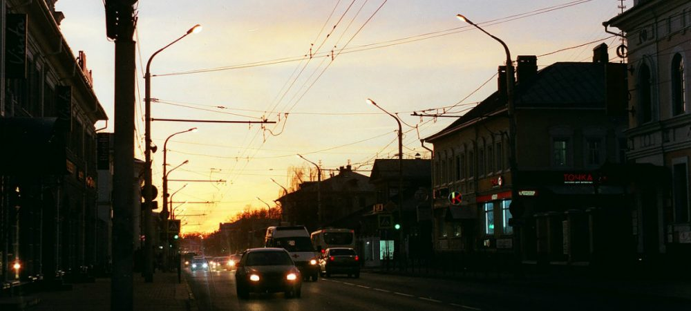 «Night Run Kostroma» 3 ноября