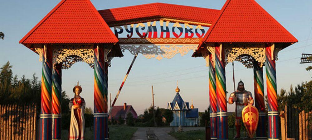 Первый фестиваль национальных культур в деревне Русиново!
