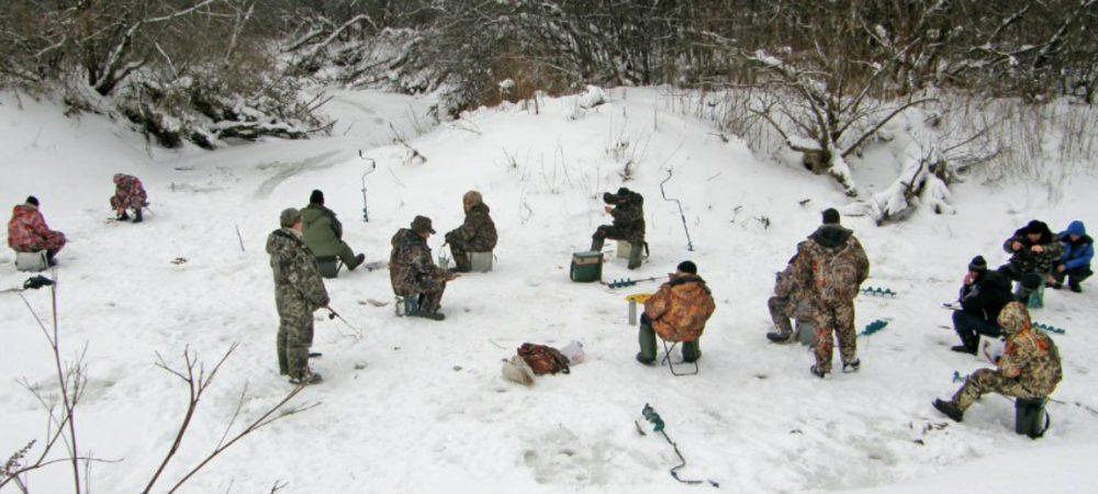 Чемпионат Костромской области по ловле рыбы со льда «Весенняя мормышка»