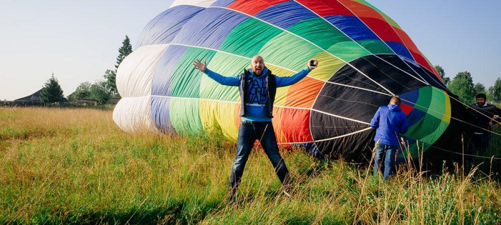 Первый в Ивановской области фестиваль воздухоплавания «SkyFlyFest»