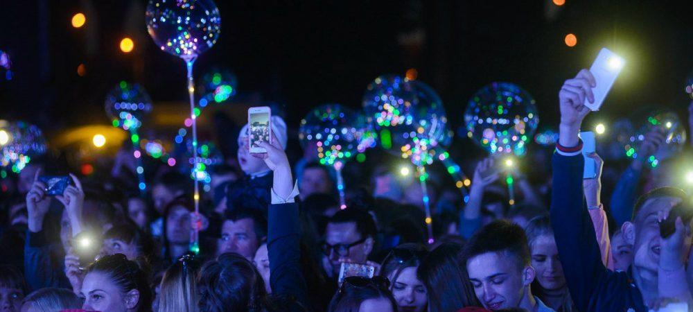 Впервые в Костроме Фестиваль волшебных шаров