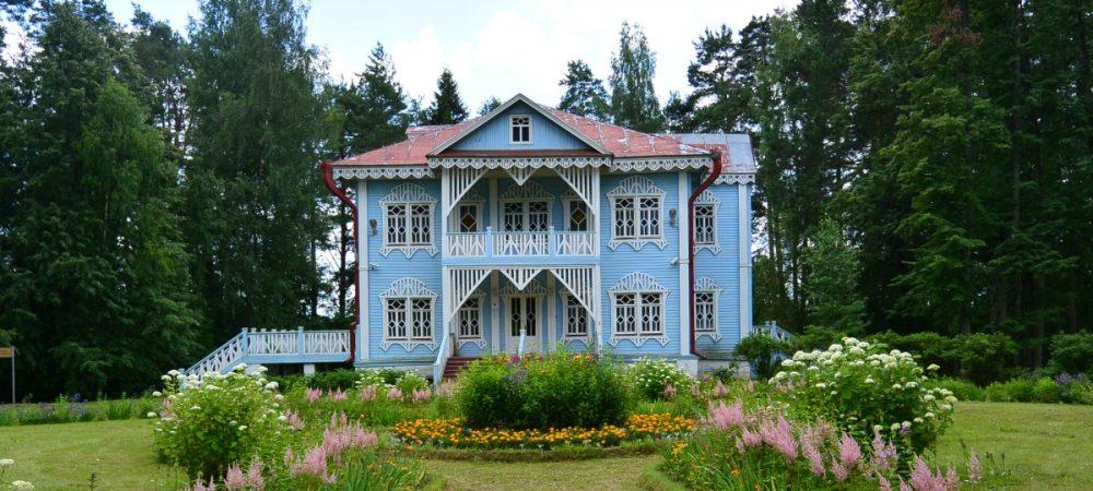 Музей-усадьба Щелыково