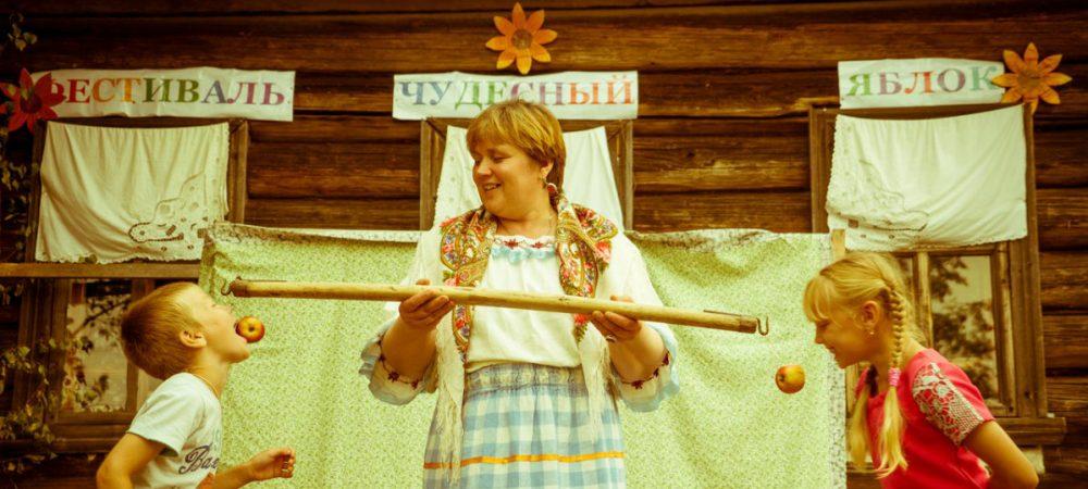«Яблочный спас» пройдет на родине Ефима Честнякова в д.Шаблово