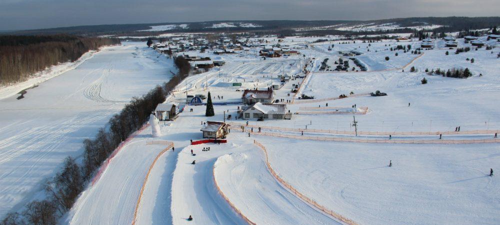 Приезжайте в Устьяны на Кубок России по лыжным гонкам!